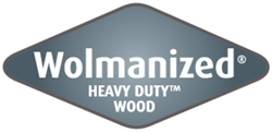 Womanized Heavy Duty logo